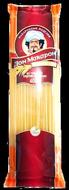 Макароны «ДонМакарон Гурман» вермишель длинная, 400г