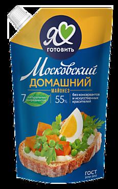 Майонез «Московский провансаль» домашний, 390г