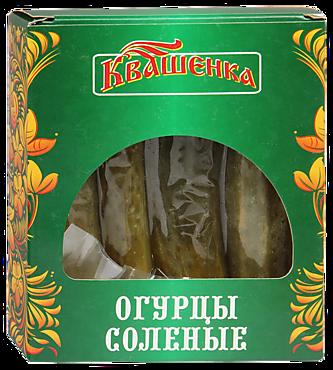 Огурцы «Квашенка» соленые, 230г