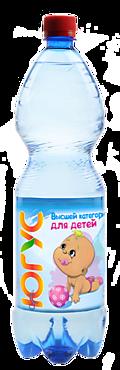 Вода питьевая «Югус» артезианская, детская, 1,5л