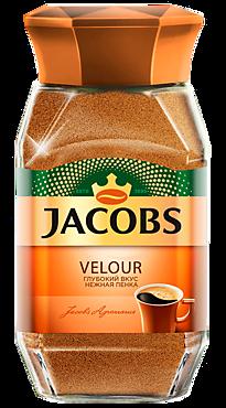 Кофе растворимый «Jacobs» Velour, 95г