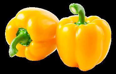 Перец желтый, поштучно, 0,1 - 0,3кг