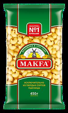 Макаронные изделия «Makfa» Улитки, 450г