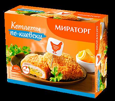 Котлеты «Мираторг» по-киевски, 405г
