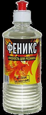 Жидкость для розжига «Феникс», 500мл