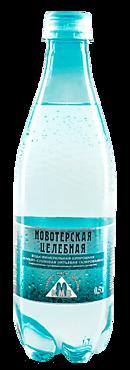 Минеральная вода «Новотерская» целебная, 500мл