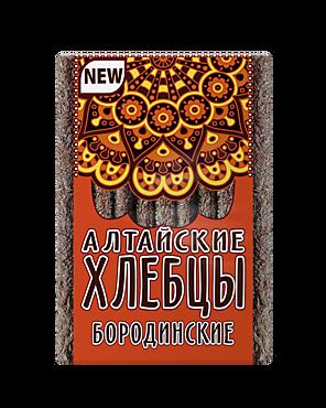 Хлебцы «Алтайские» Бородинские, 75г