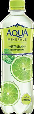Напиток «Aqua Minerale» мята-лайм, 500мл