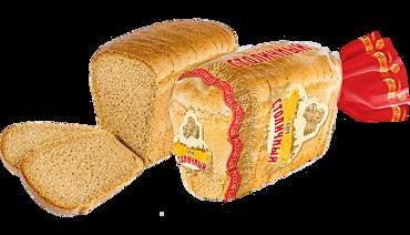 Хлеб «Русский хлеб» Столичный формовой в нарезке, 400г
