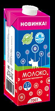 Молоко 3.2% ультрапастеризованное, 950г