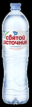 Вода «Святой источник» питьевая, негазированная, 1,5л