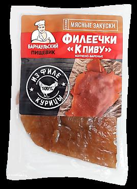Филеечки «Барнаульский пищевик» из мяса птицы, 70г