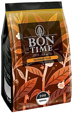 «Bontime», чай черный, 200г