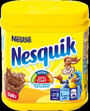 Какао «Nesquik» Opti-start, 500г
