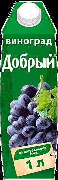 Нектар «Добрый» виноград, 1л