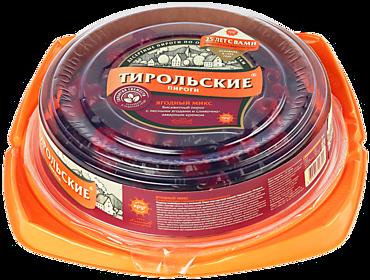 Тирольский пирог «Ягодный микс», 630г