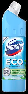 Универсальный чистящий гель «Domestos» ECO Мята, Ирис и Пачули, 750мл