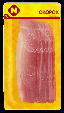 Окорок «Останкино» сырокопченый в нарезке, 80г