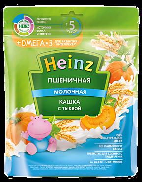 Кашка «Heinz» Пшеничная с тыквой, 200г