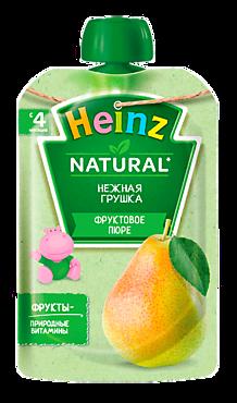 Пюре «Heinz» Нежная грушка, 100г