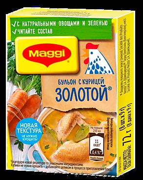 Золотой бульон «Maggi» с курицей, 72г