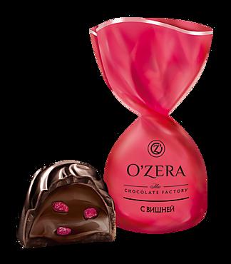 Конфеты «O'Zera» с дробленой вишней