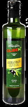 Масло оливковое «OLIBEN» Extra virgin, 500мл