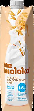 Напиток овсяный «NeMoloko» классический лайт, 1л