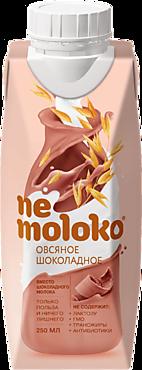 Напиток овсяный «NeMoloko» шоколадный, 250мл