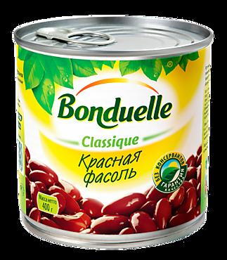 Фасоль «Bonduelle» красная, 400г