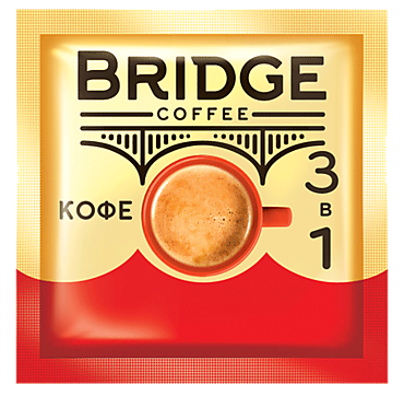 Напиток кофейный «Bridge», 20г