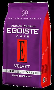 Кофе натуральный «Egoiste» Velvet молотый, 200г
