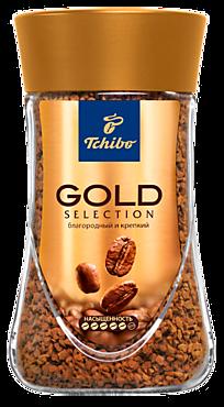 Кофе «Tchibo Gold» Selection, растворимый, 95г