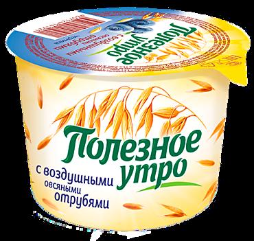 Продукт овсяный «Полезное утро» со вкусом черники, 120г
