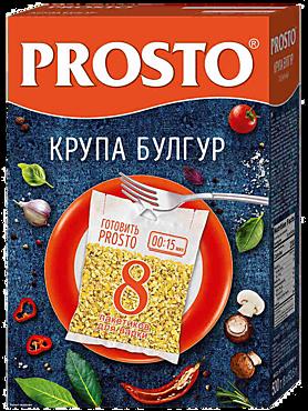 Булгур «Prosto» 8 пакетиков, 500г