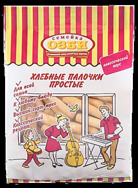 Хлебные палочки «Семейка ОЗБИ» простые, 150г