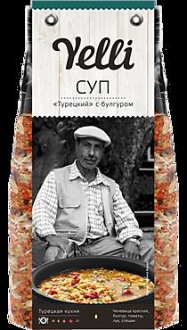 Суп «Yelli» «Турецкий» с булгуром, 250г