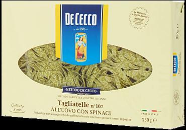 Макароны «De Cecco» Тальятелле, 250г