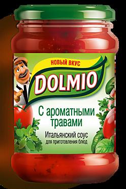 Томатный соус «Dolmio» для приготовления блюд, с ароматными травами, 350г