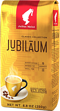 Кофе «JULIUS MEINL» «Юбилейный» в зернах, 250г