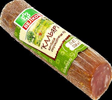 Колбаса «Велком» «Кальяри» сырокопченая, 235г