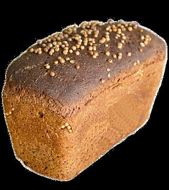 Хлеб «Кузбассхлеб» Бородинский, бездрожжевой, 300г
