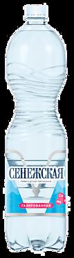 Минеральная вода «Сенежская» газированная, 1,5л