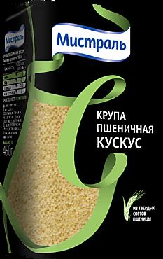 Кускус «Мистраль» крупа пшеничная, 450г