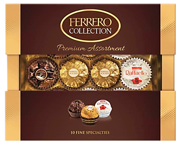 Набор конфет «Ferrero» Collection, 109г