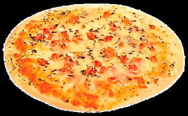 Лепешка с базиликом и томатами, 180г