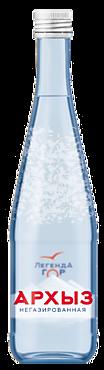 Минеральная вода «Легенда гор» Архыз, негазированная, 500мл
