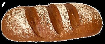 Хлеб ржано-пшеничный Деревенский, 400г