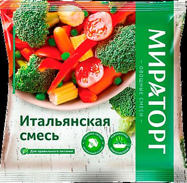 Овощная смесь «Мираторг» Итальянская, 400г