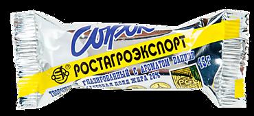 Сырок глазированный 26% «Ростагроэкспорт» ванильный, 45г